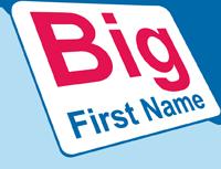 Big First Name